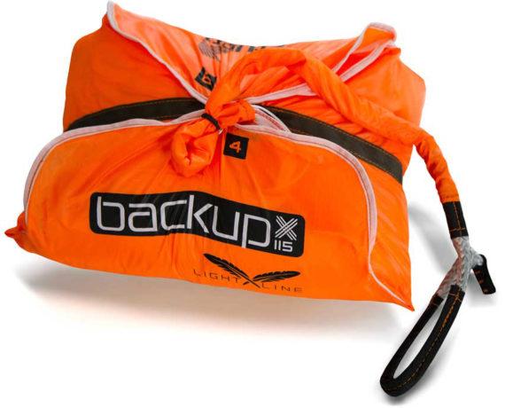 U Turn Backup X Rettung Sicherheit beim Gleitschirmfliegen