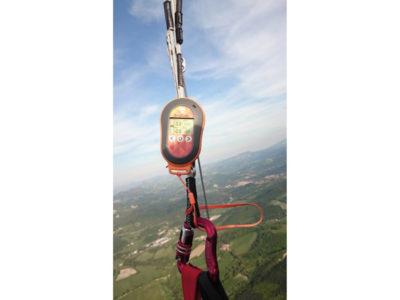 Skybean Skydrop Vario Minivario mit Display zur Befestigung am Gurt