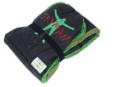 Skyman Protect Bad Packsack für den Gleitschirm