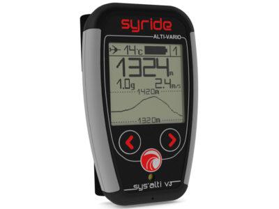 Stride Sys Alti V3 Vario ohne GPS