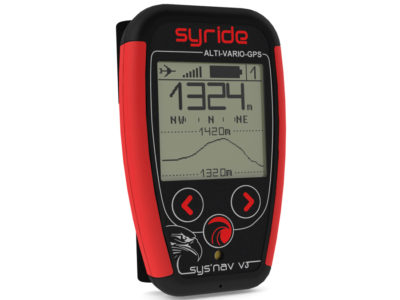 Syride Sys Nav V3 Vario mit GPS