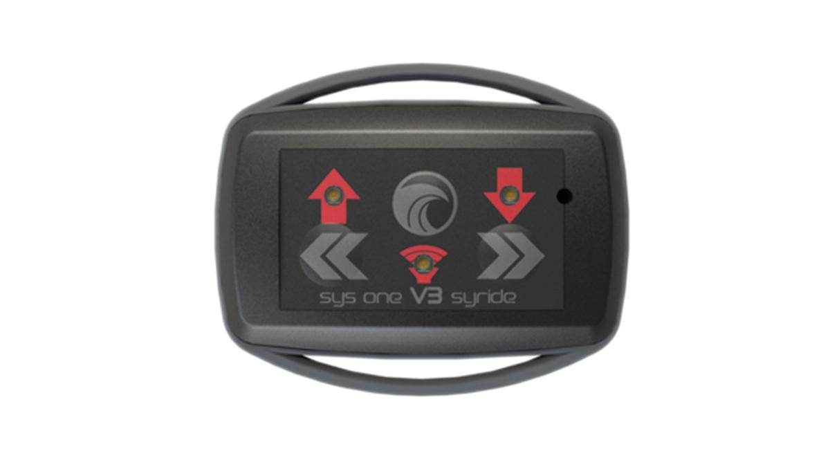 Syride Sys One V3 Vario Minivario zum Gleitschirmfliegen