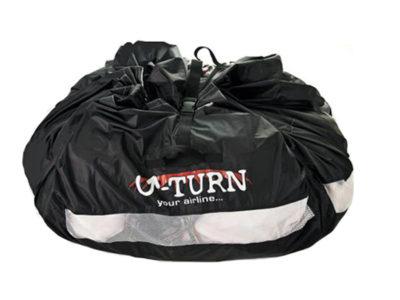 U-Turn Schnellpacksack für den Gleitschirm