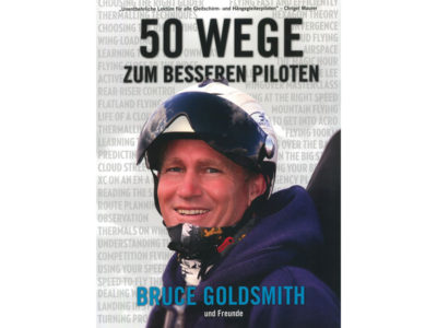 Gleitschirm Buch Fuenfzig Wege zum besseren Piloten