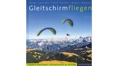Buch Lehrbuch Gleitschirmfliegen