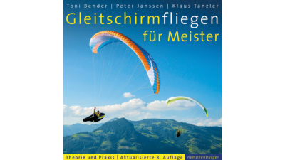 Buch Gleitschirmfliegen fuer Meister