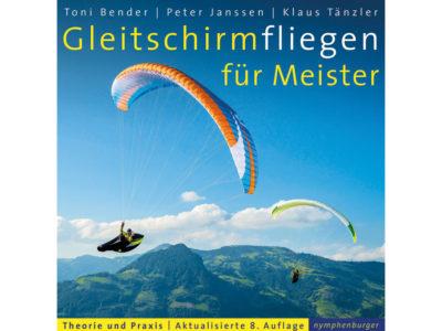 Buch_Gleitschirmfliegen_fuer_Meister