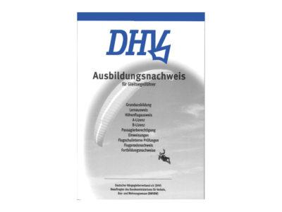 DHV_Ausbildungsnachweisheft