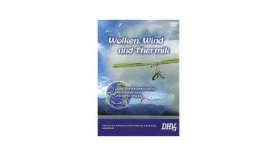 DHV Wolken Thermik und Wind Gleitschirm