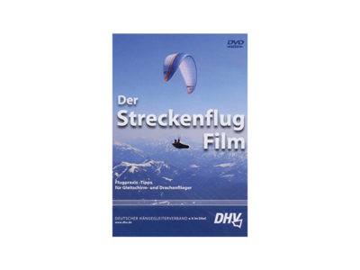 Gleitschirm DVD Der Streckenflug Film