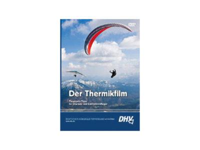Gleitschirm DVD Der Thermikfilm