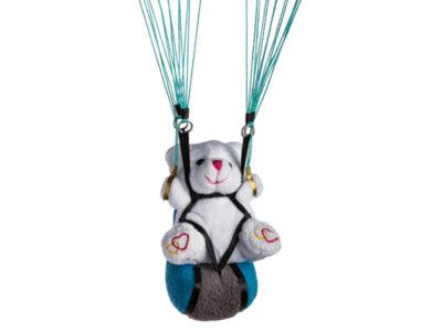 Nova Spielzeug Gleitschirm mit Teddybär