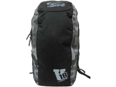 Ozone V18 leichter Rucksack für Gleitschirm und andere Ausrüstung ideal zum Hike and Fly Bild von vorne