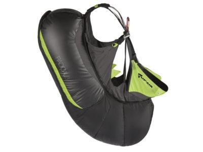 Supair Radical 3 Wendegurtzeug Leichtgurt mit Airbag