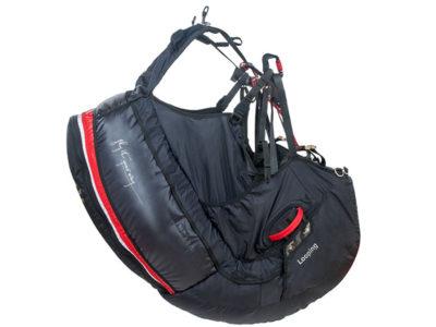 Independence Looping Gurtzeug Wendegurtzeug mit Airbag Protektor