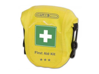 Ortlieb Erste Hilfe Set gelb von vorne