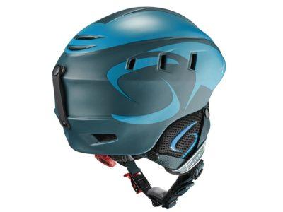 Gleitschirm Helm Supair Pilot blau Bild Nummer 2