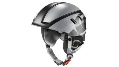 Supair Helm Pilot grau