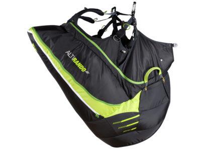 Supair Altirando 3 Gurtzeug Wendegurt mit Airbag von der Seite