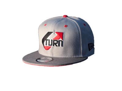 U-Turn Team Cap Schildmütze grau