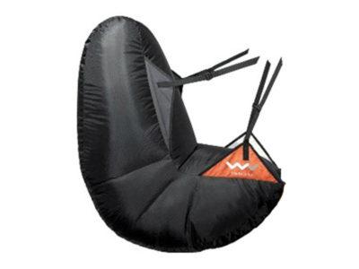 Woody Valley Transalp Airbag zur Kombination mit dem Gurtzeug