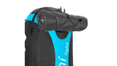Woody Valley Wani Light Wendegurtzeug zum Gleitschirmfliegen Rucksack und Gutzeug in einem