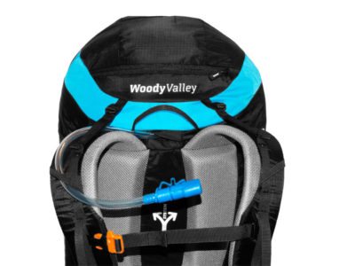 Woody Valley Wani Light Wendegurtzeug zum Gleitschirmfliegen optionale integration von einem Getränkesack