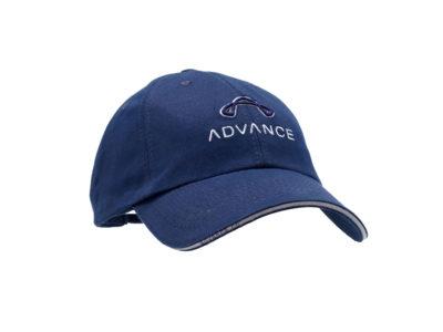 Advance Schildmütze blau