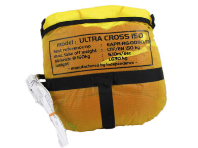 Independence Ultra Cross Retter Kreuzkappe 150