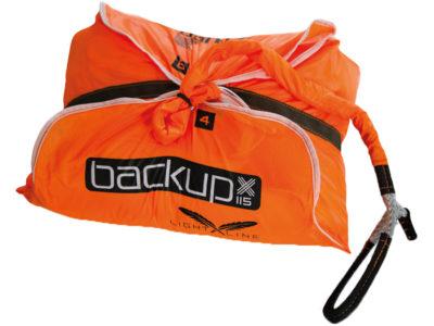 U-Turn Backup X 115 Kreuzkappe Rettungsgerät