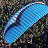 Gin Gliders Bolero 6 EN-A Gleitschirm im Flug mit Sitzgurt