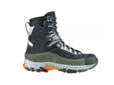 Feste Schuhe zum Gleitschirmfliegen Hanwag Super Fly GTX Bergschuhe marine