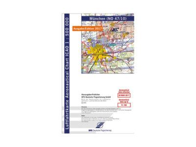 ICAO_Karte_München_Papier