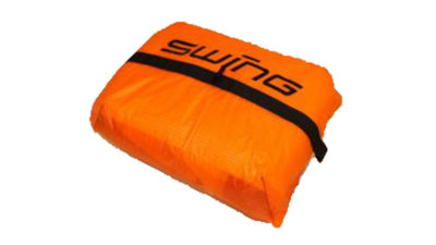 Rettungsgerät Rundkappe Swing Escape gepackt von oben