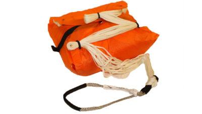 Rettungsgerät Rundkappe Swing Escape gepackt