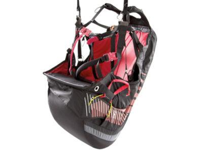 U-Turn RX 3 Standardgurt Sitzgurtzeug zum Gleitschirmfliegen