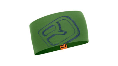 Für den Gleitschirm Flieger: Ortovox Merino Cool Headband Stirnband eco green