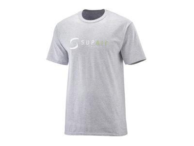 Supair T-Shirt für Gleitschirm Piloten grau
