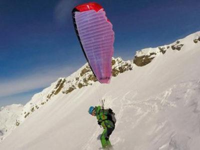 Swing Mirage RS Gleitschirm für Speedflying