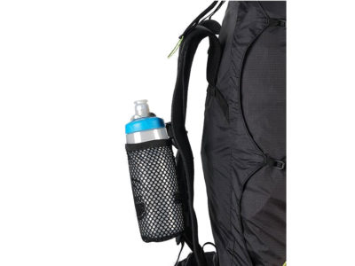 Getränkehalterung für Rucksack zum Paragliding