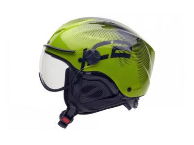 Gleitschirm Helm Icaro Nerv Green