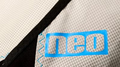 Neo Stay Up Liegegurt Logo