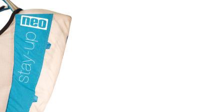 Neo Stay Up Liegegurtzeug Logo