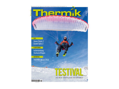 Thermik Magazin Ausgabe März