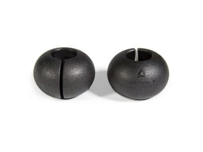Brakeballs mit Schlitz schwarz