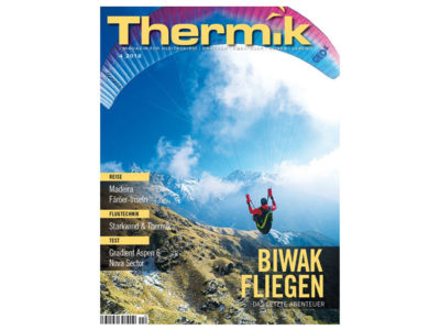 Thermik Magazin Ausgabe April 2018