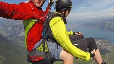 Advance-Strappless-Bi Gleitschirm Paragliding