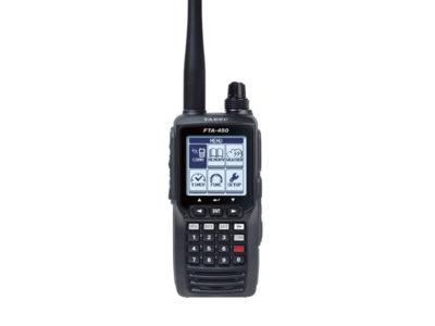 Gleitschirmfliegen Funkgerät Gleitschirmelektronik Yaesu FTA 450L