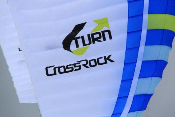 U-Turn Crossrock Gleitschirm Test