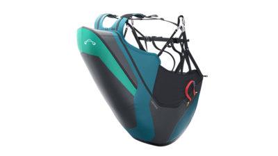 neues Gutzeug von Advance Axess 4 Sitzgurtzeug zum Gleitschirmfliegen